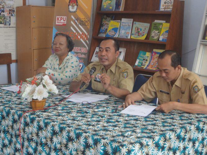 Musyawarah Masyarakat Desa (MMD) Tahun 2018