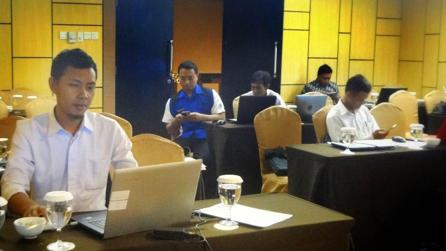 Pelatihan TIK Bagi Pejabat PPID Pembantu Kota Madiun