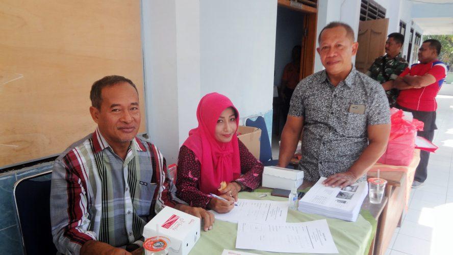 Pelatihan Kesiapsiagaan Masyarakat Dalam Menghadapi Bencana dan Kebakaran Kegiatan Pemberdayaan Masyarakat Dana Kelurahan Josenan Tahun Anggaran 2019