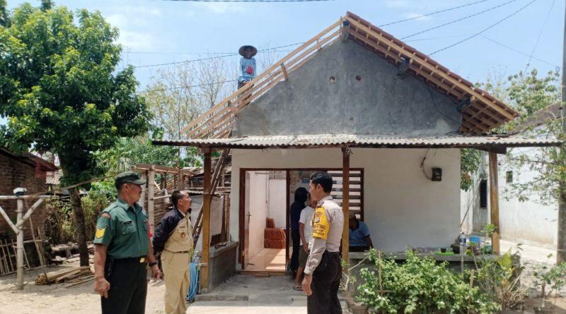 RTLH Kelurahan Josenan Target Selesai Akhir Tahun