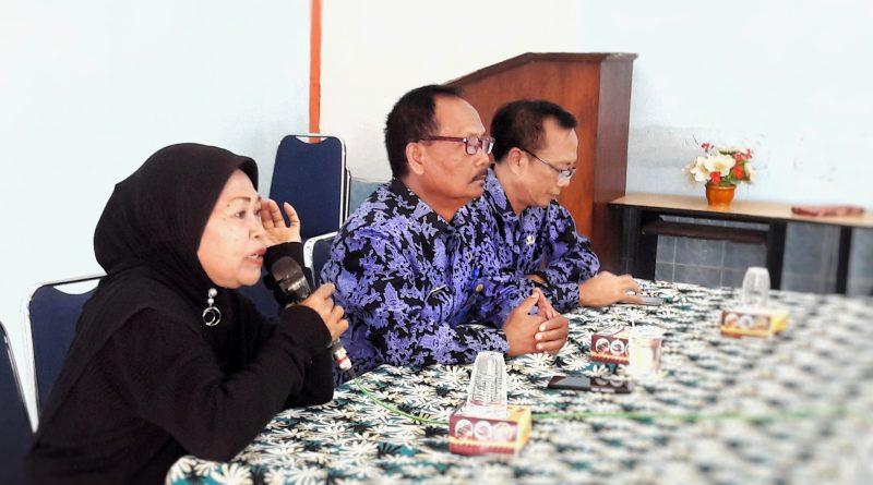 Pertemuan Paguyuban Kader Kesehatan Kelurahan Josenan