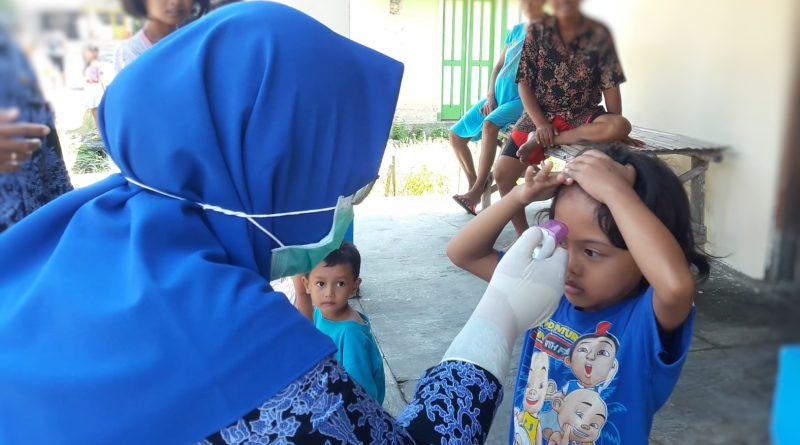 Puskesmas Demangan Bersama Tiga Pilar Kelurahan Josenan Adakan Sosialisasi Waspada Virus Corona (Covid-19)
