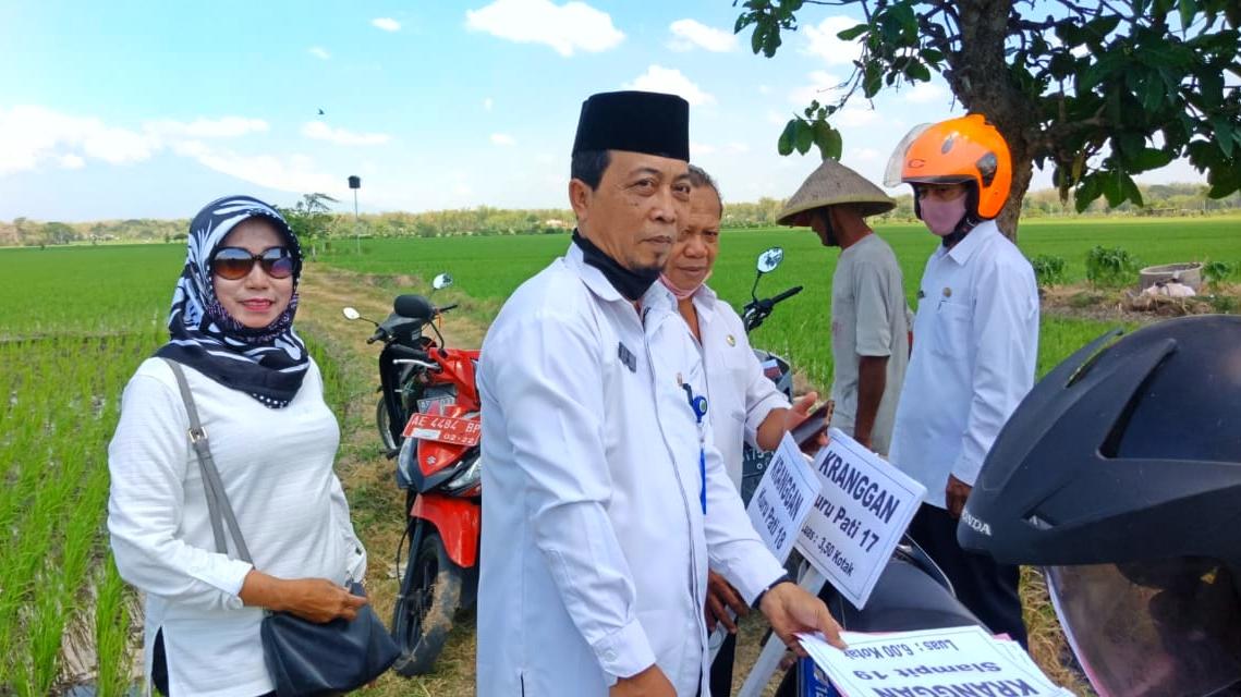 Survey Tanah Aset Milik Pemerintah Kota Madiun Di Wilayah Kelurahan Josenan